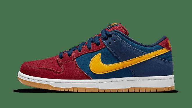 Hottest Sneaker Releases Nike SB Dunk Low 'Barcelona'