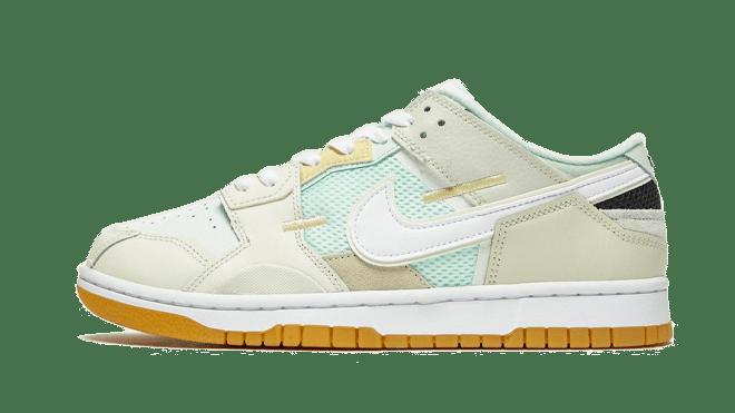 Nike Dunk Low Scrap 'Sea Glass'