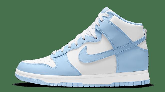 Nike Dunk High StockX 'Aluminum'