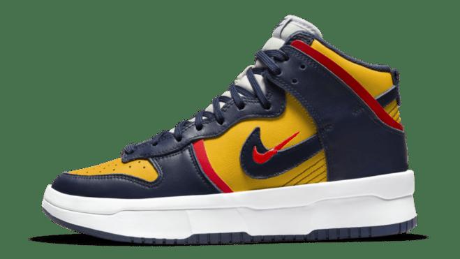 Nike Dunk High Rebel 'Midnight Navy'