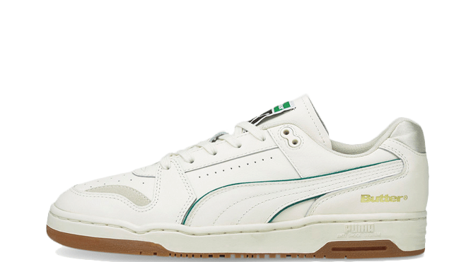 white puma shoes
