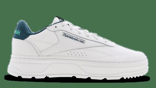 Reebok shoes white