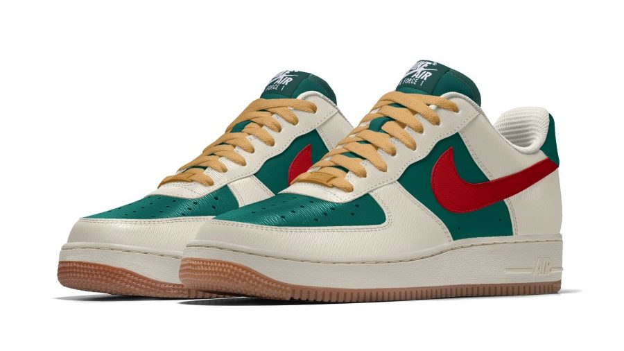 Nike Air Force 1 Gucci By You