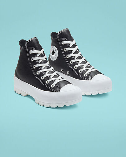 Chuck Taylor All Star Lugged Leather