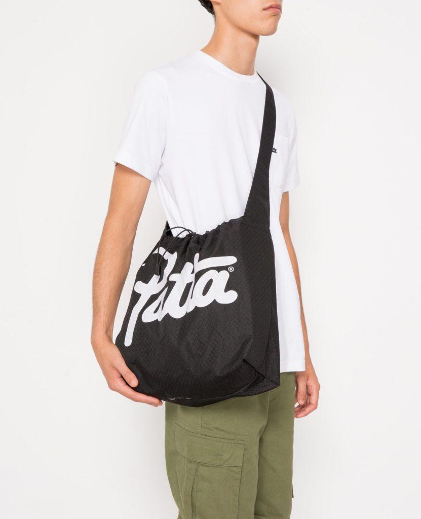 Patta Diamond Packable Tote Bag