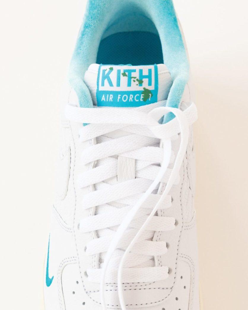 KITH x Nike Air Force 1 'Hawaii'