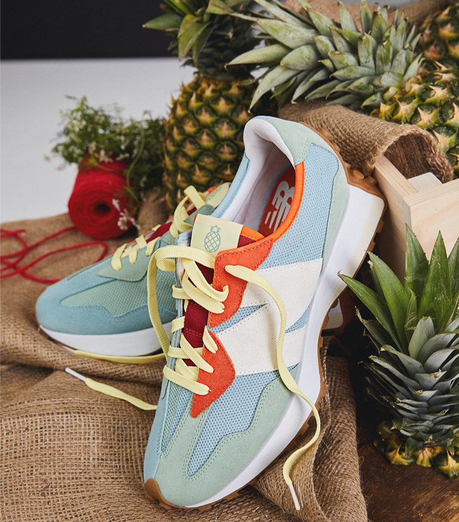 New Balance 327 'Pineapple'
