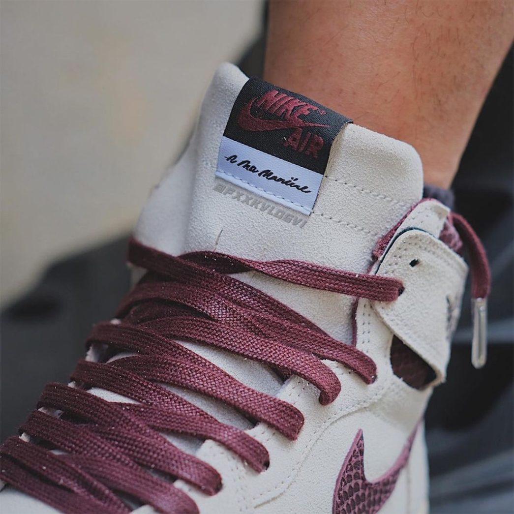 A Ma Maniére x Air Jordan 1 High OG
