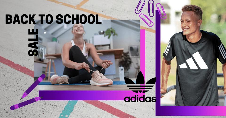 Adidas Back To School