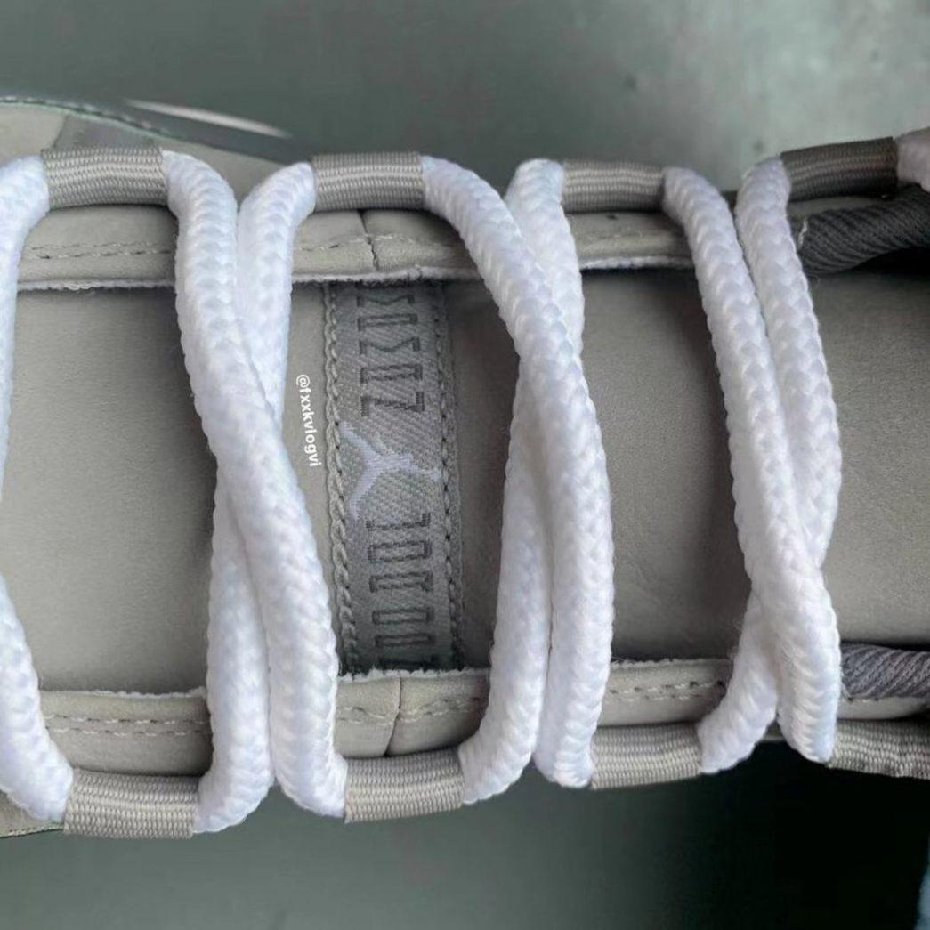 Air Jordan 11 'Cool Grey'