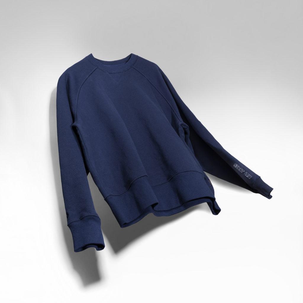 KJ shirt ronde hals