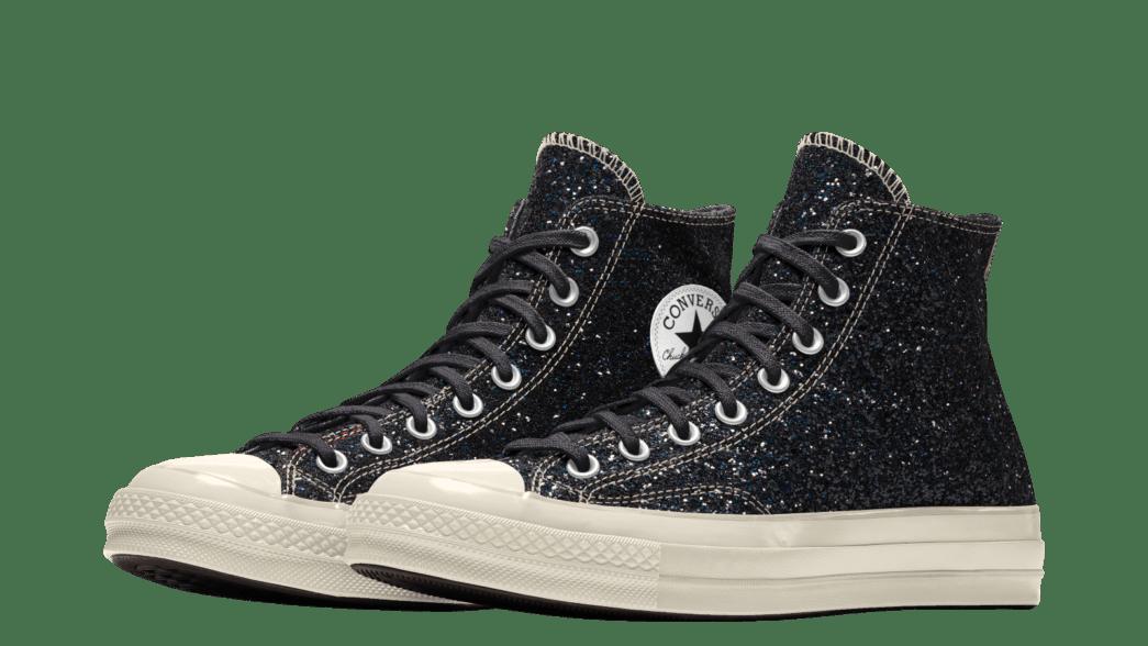 Converse Glitter Sneaker Chuck 70 High Top