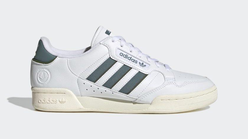 Adidas back to school Continental 80 stripes