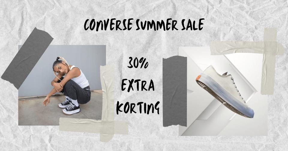 Converse Summer Sale