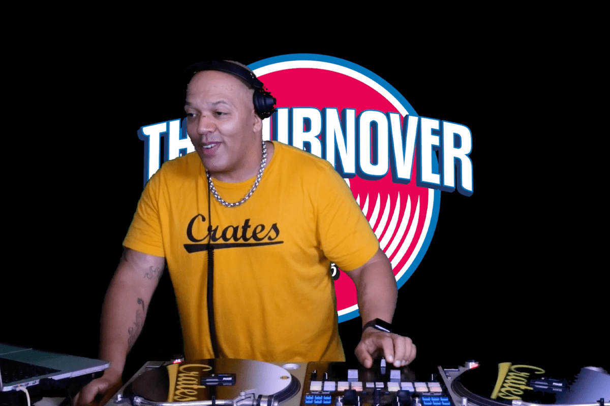 The Turnover Episode 8 – DJ TLM