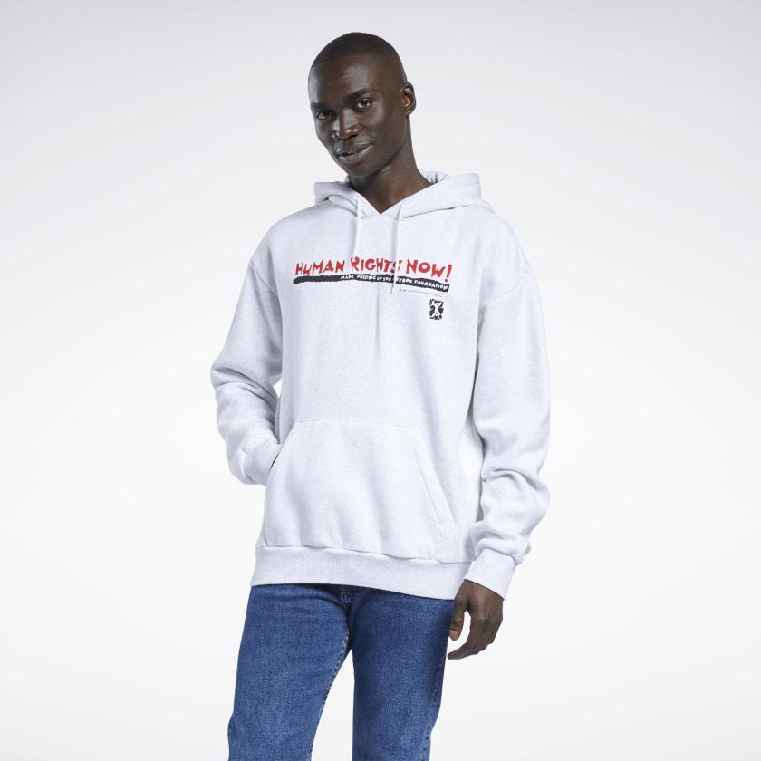 Reebok hoodie wit