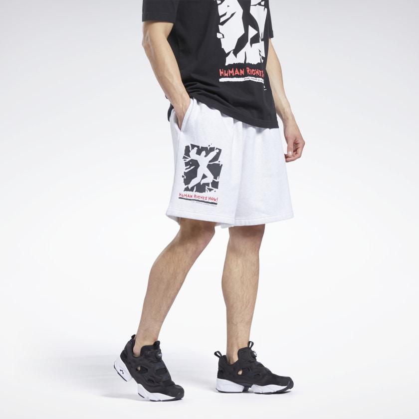 Reebok Shorts wit