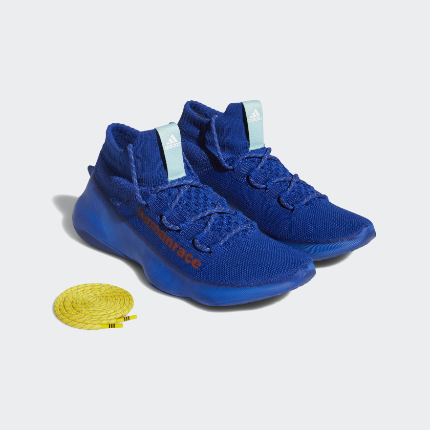 adidas Humanrace Sichona 'Blue'