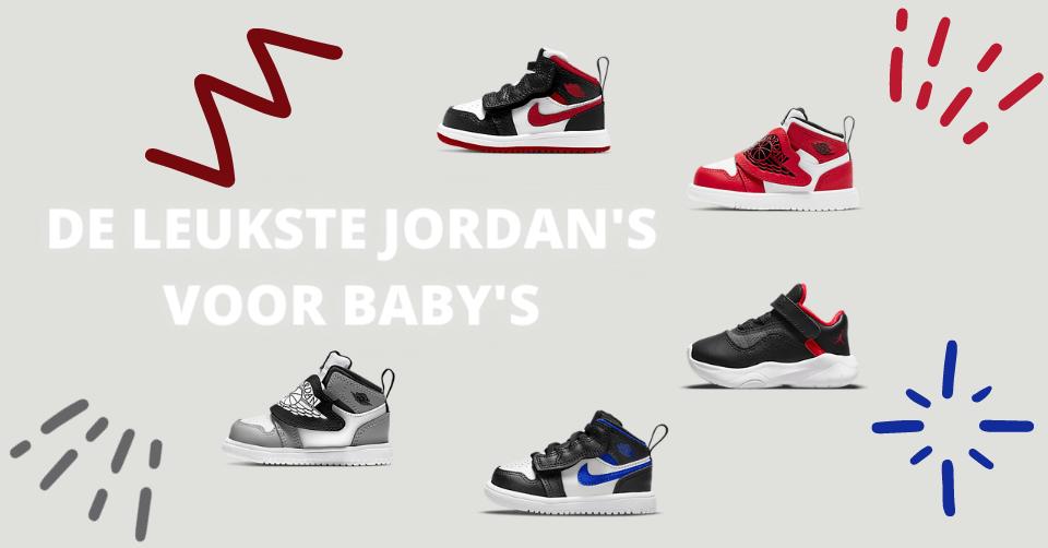 Jordan's voor Baby's