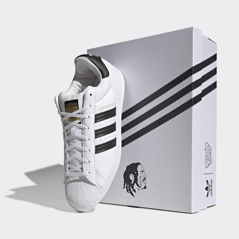 adidas Superstar 'Superstuffed'