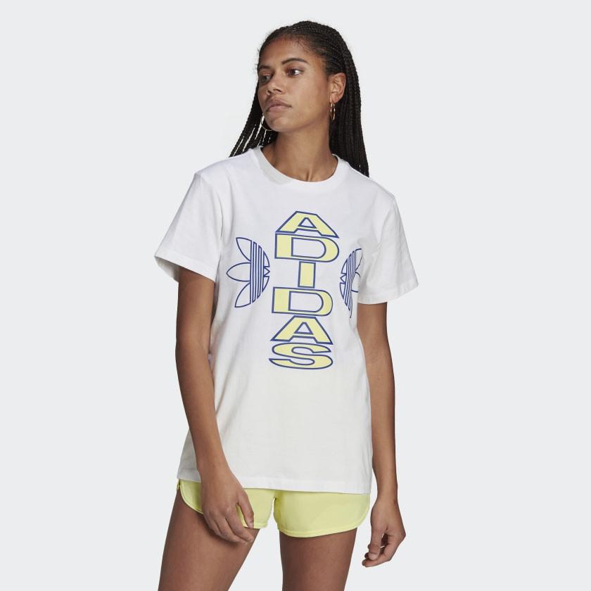 adidas tshirt dames