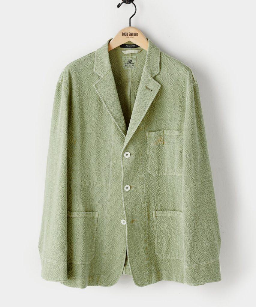 Market Jacket Green