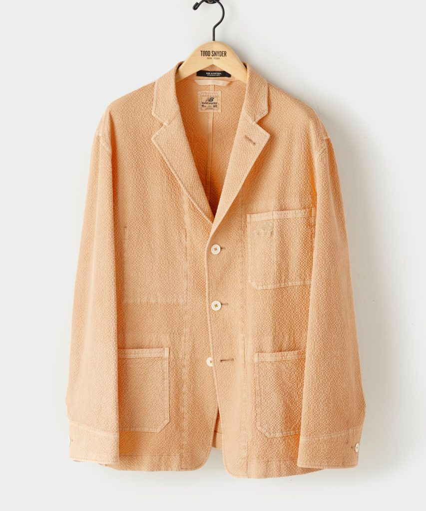 Market Jacket Orange