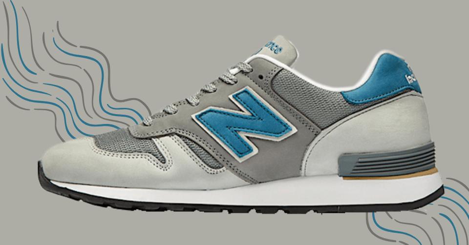 New Balance 650 'Grey'