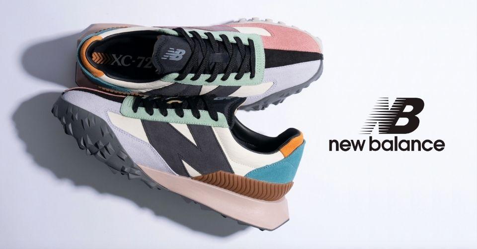 De New Balance XC-72 Multicolor komt deze week uit