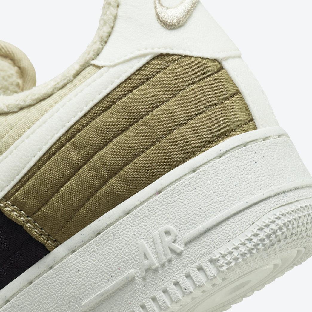 Nike Air Force 1 'Toasty' Brown Kelp