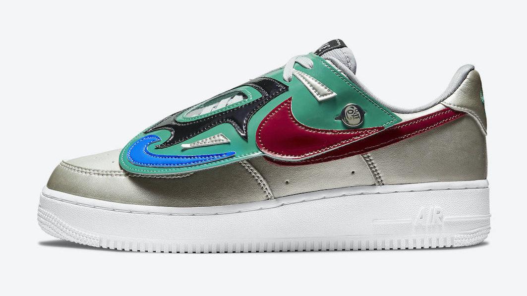 Nike Air Force 1 Lucha Libre