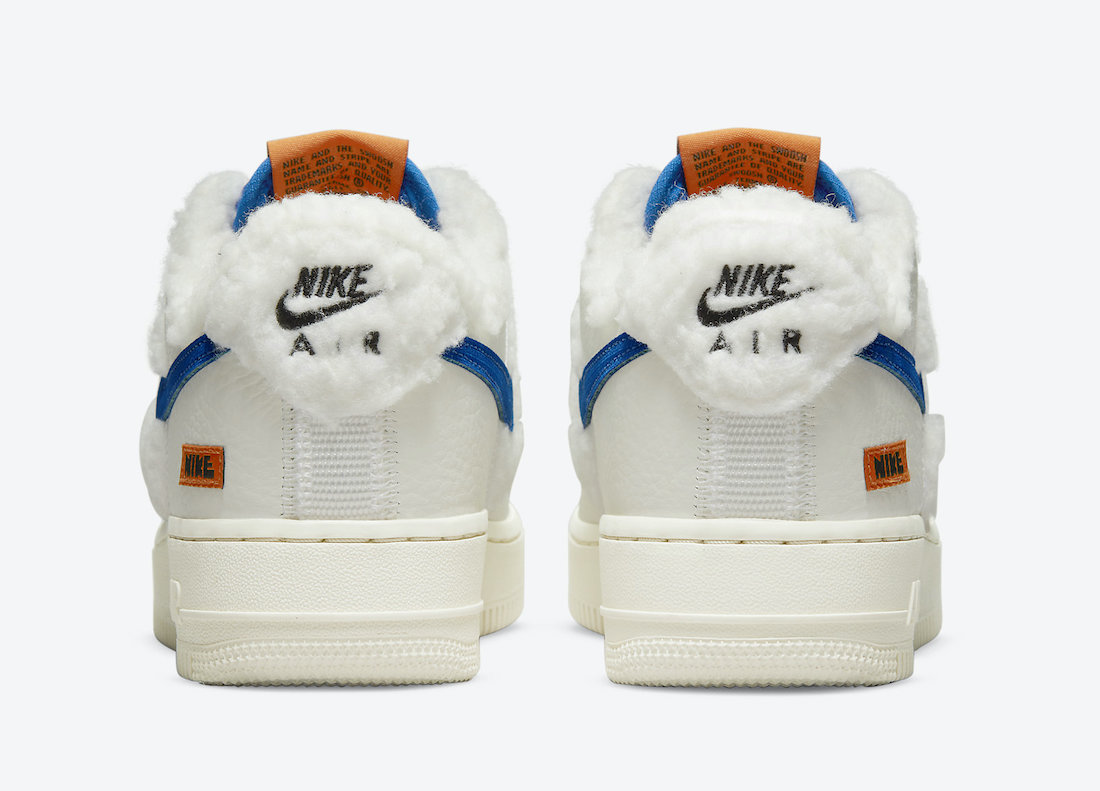 Nike Air Force 1 Low Sherpa Fleece