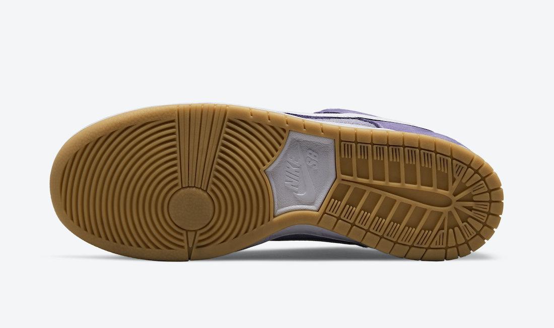 Nike SB Dunk Low 'Lilac'