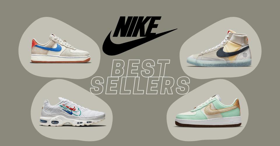 Nike bestverkochte sneakers