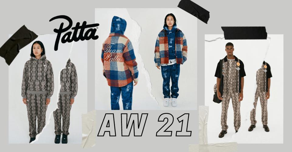 Patta AW21