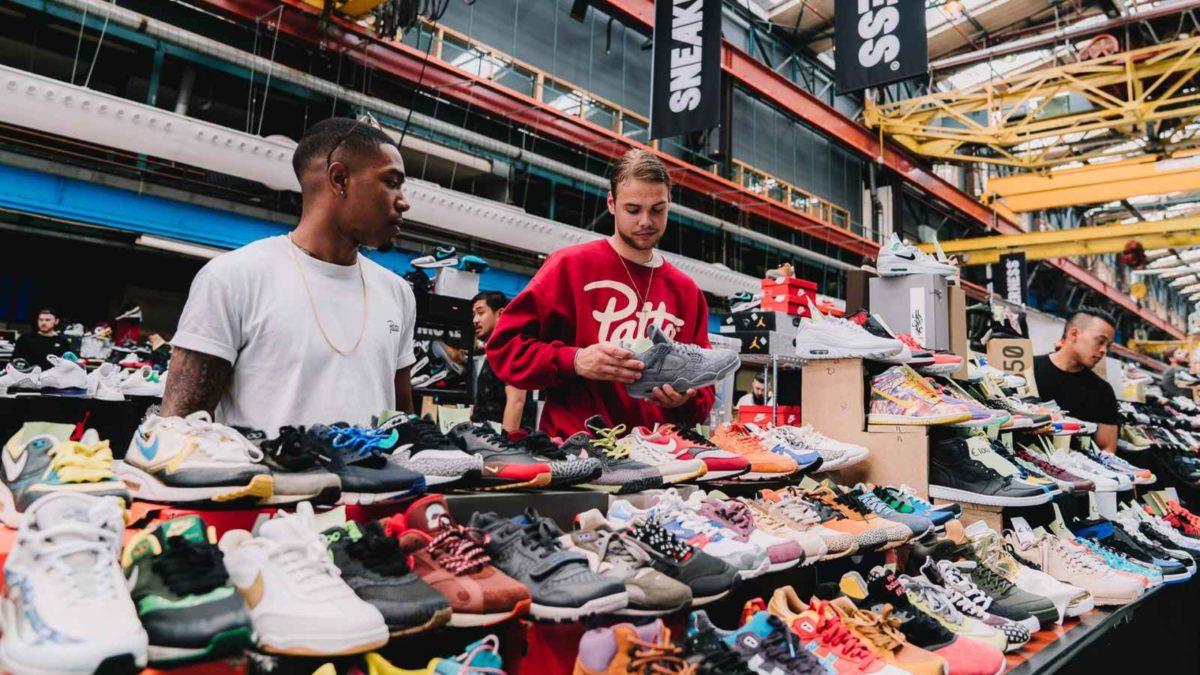 Sneakerness Amsterdam