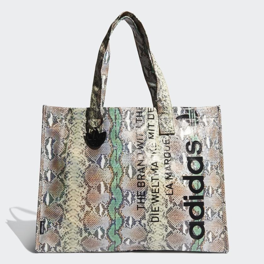 adidas back to school shopper slangenprint