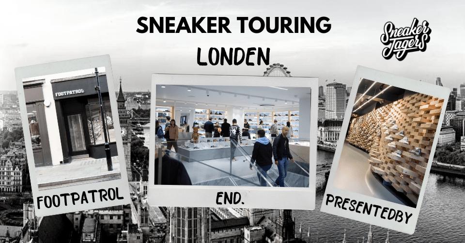 sneakerwinkels Londen