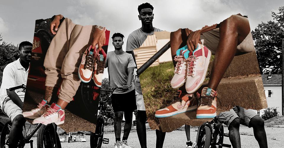 Social Status x Nike