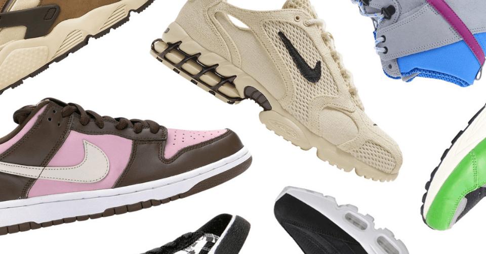 Stüssy Nike samenwerkingen