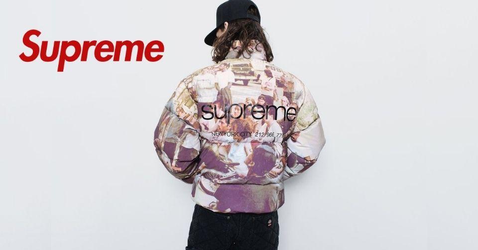 Supreme Fall/Winter 21