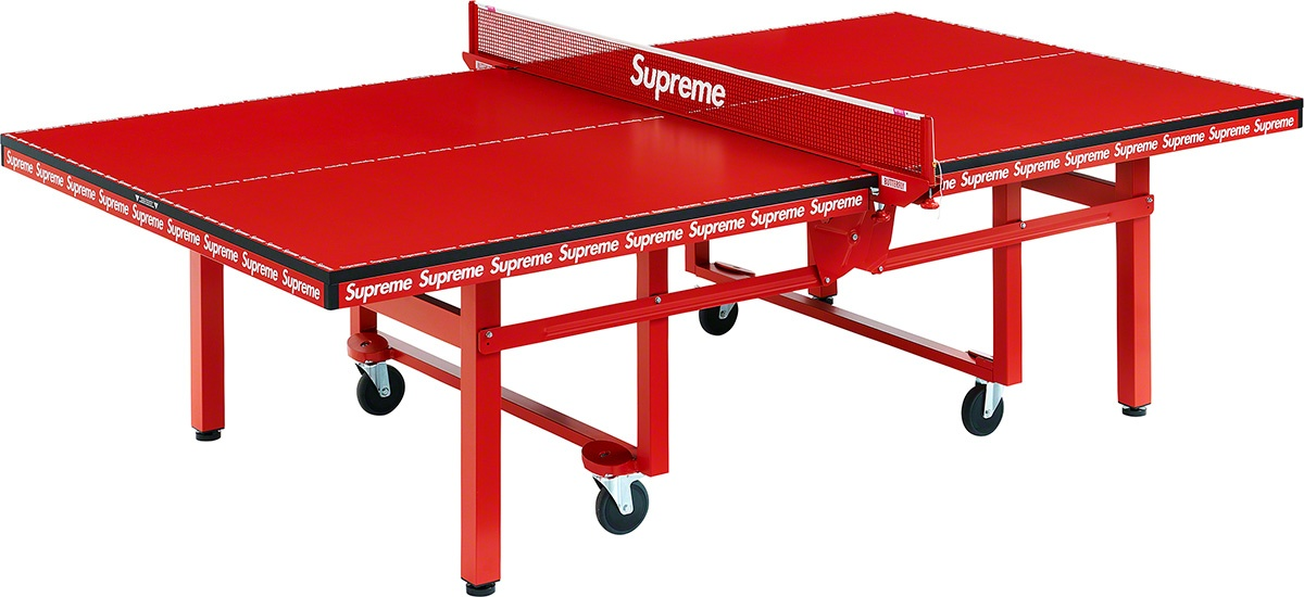 Supreme Indoor Table Tennis Table
