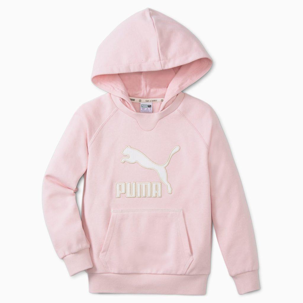 pink hoodie kids