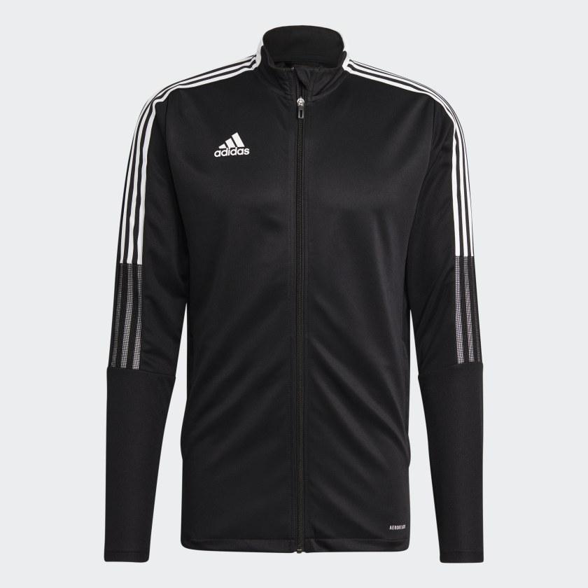 black vest adidas