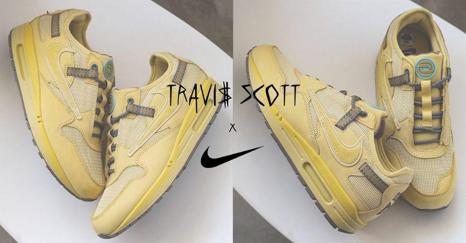 Travis Scott x Air Max 1 'Wheat'