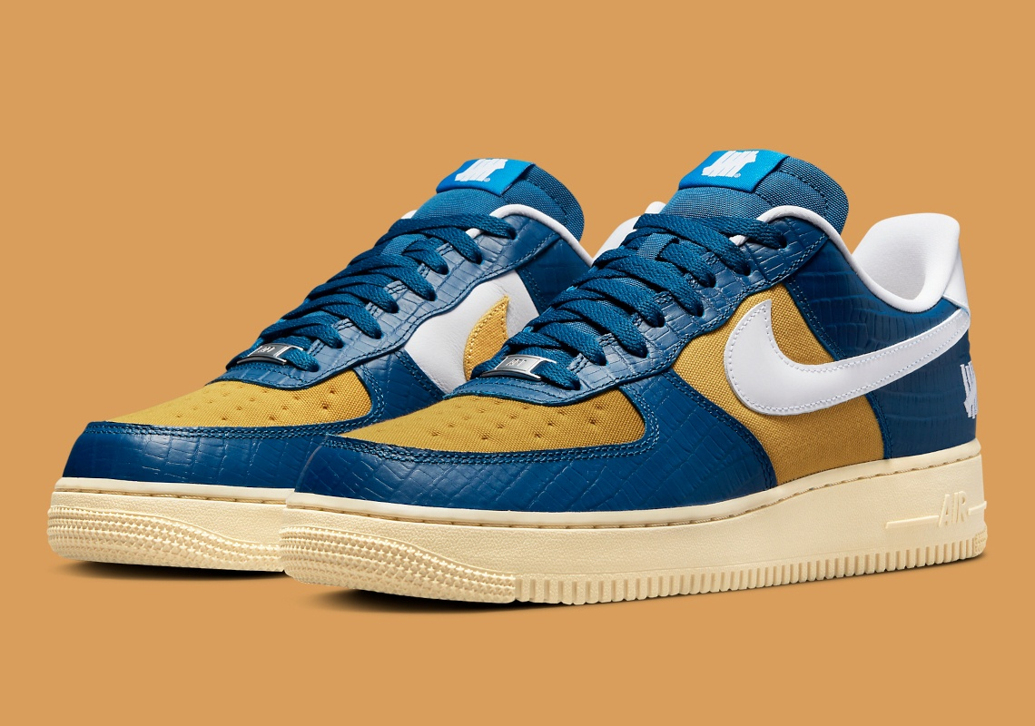 UNDEFEATED x Nike Air Force 1 Low 'Dunk VS AF-1'