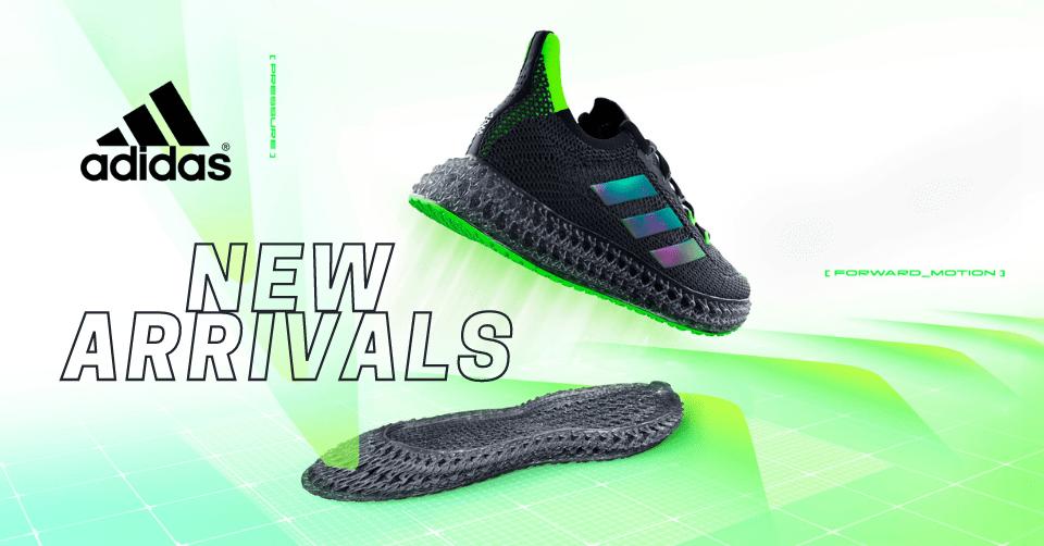 adidas nieuw binnen