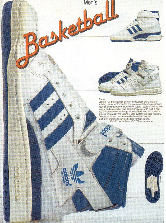 adidas Forum 1984