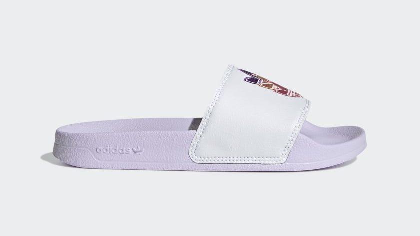 adidas Adilette Lite 'Purple Tint'