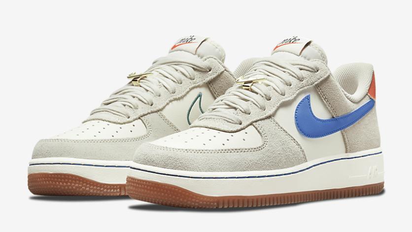 Bestverkochte sneakers Nike Air Force 1 Low First Use 'Sail'